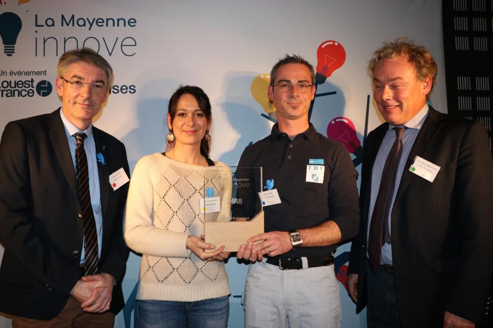 La Mayenne Innove - TDV Industries